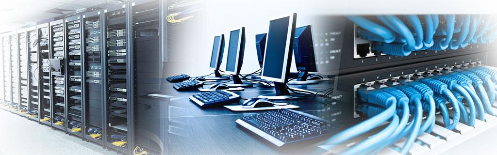 страницу пользователя, обслуживание серверов и компьютеров двумя